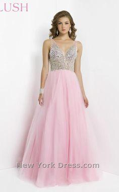 Blush 5300 Dress - NewYorkDress.com My soon to be prom dress!