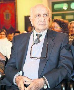 Fallece Floro Noriega, Premio Ribadedeva 2012.