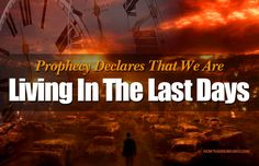 BE YE READY: When newspaper headlines and end times bible prophecy start matching up, that's a CLUE that time is very,very short. And as this article will clearly show you - time is really short. #EndTimes #Prophecy http://www.nowtheendbegins.com/blog/?p=31174