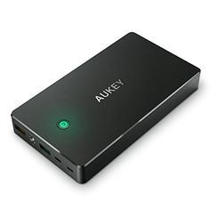 #holidays Recharge with a Lightning Cable The #AUKEY PB-T10 Power Bank can be recharged using either Lightning cable or micro USB cable. Now you can conveniently...