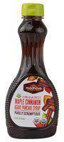 Madhava Organic Maple Agave Pancake Syrup Cinnamon -- 11.75 fl oz - http://goodvibeorganics.com/madhava-organic-maple-agave-pancake-syrup-cinnamon-11-75-fl-oz/