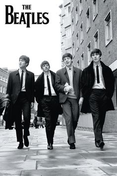 Beatles Street Poster Order TODAY - SPECIAL EDITION Limited Print! Ships securely today in a crush proof poster shipping tube: Click here for more Posters!