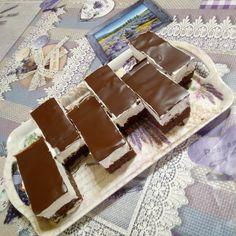 Négerkocka (szelet) – Közösségi Receptek Cake, Kuchen, Torte, Cookies, Cheeseburger Paradise Pie, Tart, Pastries