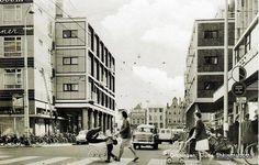 Oude Ebbingestraat Groningen (jaartal: 1950 tot 1960) - Foto's SERC
