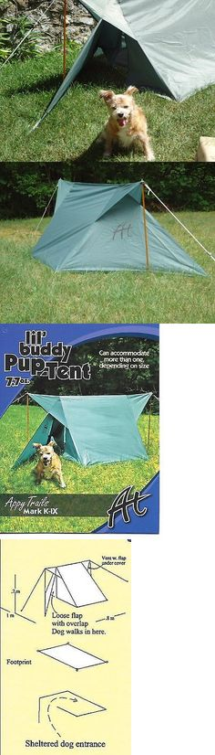 Other Tents and Canopies 179019: Dog House Tent For Backpacking - Appy Trails Doggy Shelter Mk K-Ix Light Weight -> BUY IT NOW ONLY: $74.95 on eBay!