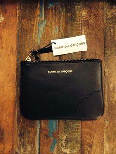 COMME DES GARCONS wallet!