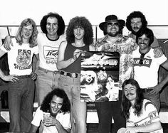 TROOPER- Great Canadian band.   Two for the Show was the first album I ever bought.  I got it on 8-track back in 1975, I think.