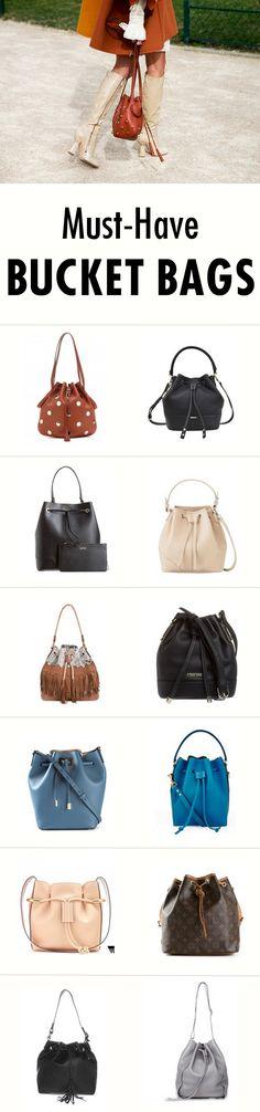 Wir haben die schönsten Bucket Bags zum Shoppen zusammengestellt.