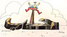 #كاريكاتير - #علي_فرزات #أورينت #سوريا #حلب #حلب_تباد #HolocaustAleppo