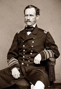 "Admiral John Adolphus Bernard Dahlgren (Nov 13, 1809 – Jul 12, 1870) headed the Union Navy's ordnance department during the American Civil War and designed several different kinds of guns and cannons that were considered part of the reason the Union won the war. For these achievements, Dahlgren became known as the ""father of American naval ordnance."" He reached the rank of rear admiral."
