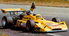 Gérard Larrousse - Elf 2 (Alpine A367) BMW M12/Schnitzer - Équipe Elf Switzerland - X Rhein-Pokal-Rennen - 1975 European Championship for F2 Drivers, Round 6