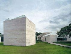 Trahan Architects - Kirchenzentrum in Louisiana | DETAIL Inspiration