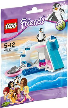 Compare prices on LEGO Friends Set Penguins Playground from top online retailers. Save money on your favorite LEGO figures, accessories, and sets. Lego Girls, Toys For Girls, Lego Ninjago, Legos, Lego Friends Sets, Lego Boards, Lego Toys, Lego Lego, Lego Batman