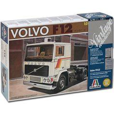 ITALERI Volvo F12 751 1:24 Truck Model Kit Trucks   eBay
