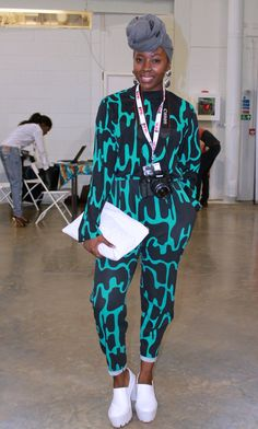 Day 1African Fashion Week London