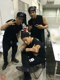 Imaichi Ryuji & Yamashita Kenjiro & Elly