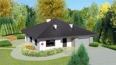 Zdjęcie projektu Dom przy Rubinowej 3 KRK1273