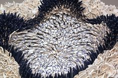 Forms of Nature Created from Thousands of Ceramic Shards by Zemer Peled