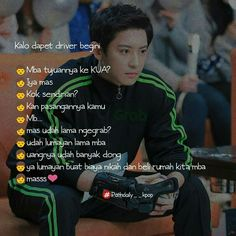 Instagram|@pathdaily__kpop Me Quotes, Qoutes, Kpop Logos, Exo Memes, Quotes Indonesia, Mind Blown, Chanyeol, Fangirl, Novels