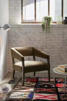 Silas Arm Chair | Urban Outfitters
