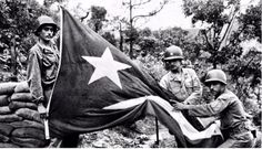 "The 65th Infantry Regiment, nicknamed ""The Borinqueneers"" from the original Taíno name of the island (Boriken), is a Puerto Rican regiment of the United States Army. The regiment's motto is ""Honor et Fidelitas"", Latin for ""Honour and Fidelity"" #65thRegiment #Borinqueneers #PuertoRico #Area51 #51stState #statehood #USA #America"