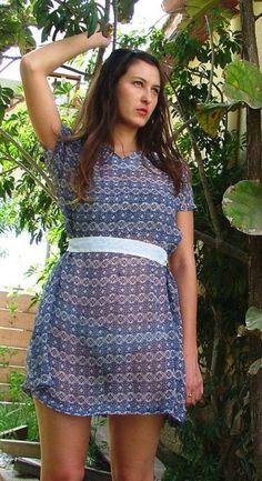 A personal favorite from my Etsy shop https://www.etsy.com/il-en/listing/235463082/free-shippingvintage-dresswomen