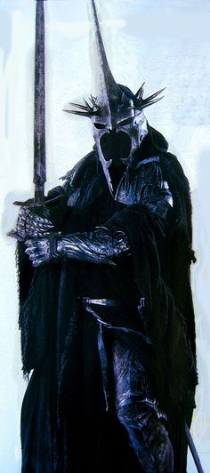 The Witch King of Angmar. Tolkien gives us reason to believe that Angmar is actually the true name of the Whitchking.
