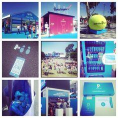 Australian Open 2015 fan engagement