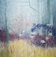 """Saatchi+Online+Artist+Lara+Cobden;+Painting,+""""Frozen+Moments""""+#art"""