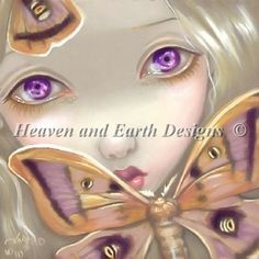 Jasmine Becket-Griffith's Faces of Faery 73