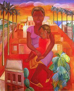 Morro Vermelho (1926) Lasar Segall