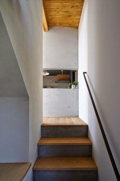 #handrail Ogawasan house / Niko Design Studio