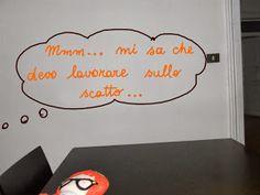 Larrycette e l'autoscatto [da http://www.larrycette.com/che-bambola-the-making-of-le-squinternate/]