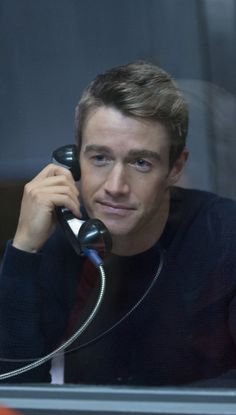 Robert Buckley as Major Lilywhite in iZombie