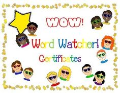 This sampler includes 1 certificate.I use the Vocabulary program developed by Isabel Beck and Margaret McKeown as part of my literacy block.  I created these certificates to celebrate my students' hard work at enlarging their vocabulary and word knowledge.