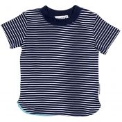 Colourful Stripy T-Shirt in Organic Cotton   Cambridge Baby 52cb2d96a2a7