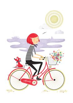 Bike-girl-whole  https://dribbble.com/shots/1075045-Bike-Girl/attachments/133191