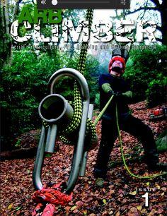 Arbclimber magazine Off Grid Survival, Survival Knots, Survival Skills, Tree Arborist, Tower Climber, Tree Felling, Climbing Rope, Tree Company, Rappelling