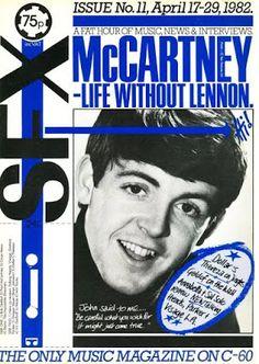 PAUL ON THE RUN: Paul McCartney cassette interview