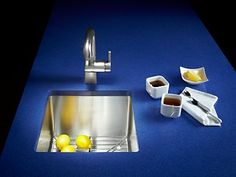 "KOHLER | K-5287-NA | Strive™ 15"" x 15"" under-mount bar sink with basin rack"