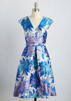 Fashionably Scintillate Dress