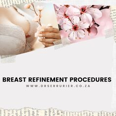 Breast #refinement is surgery to improve the look of #reconstructed breasts. Some women choose to refine their reconstructed breast(s) to create a more natural or pleasing appearance.   For more information or to schedule an appointment call Dr Serrurier on 011 328 0773. Alternatively email admin@drserrurier.co.za   #CosmeticSurgery #PlasticSurgery #DrSerrurier #BreastCancer #Cancer #BreastReconstruction Breast Cancer Support, Breast Cancer Survivor, Breast Cancer Awareness, Call Dr, Cancer Fighter, Plastic Surgery, Facebook Sign Up, Schedule, Create