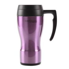 Travel mug isotherme double paroi Thermocaf� inox DF4030 - 0.45 L TRAVEL