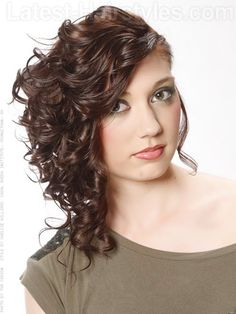 Latest Hairstyles Com Long Curls  #becurly Long  Craig Stewart Salon  Pinterest  Long