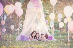 Birthday Decoration Ideas For Girls   balloon ideas for birthday parties