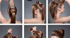 FL | Chignon Boule Hairstyle Tutorial