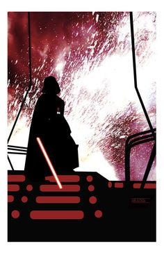 Vader  Created by Jim Mehsling