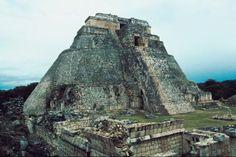 Mayan Ruins in Progreso & Yucatan Mexico