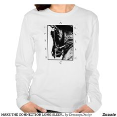 MAKE THE CONNECTION LONG SLEEVE SHIRT