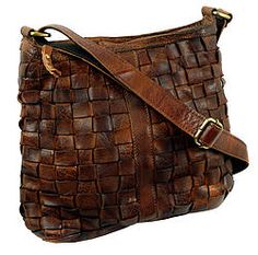 LWM-465Handcrafted Leather mesh weaving  - available in 3 colors.